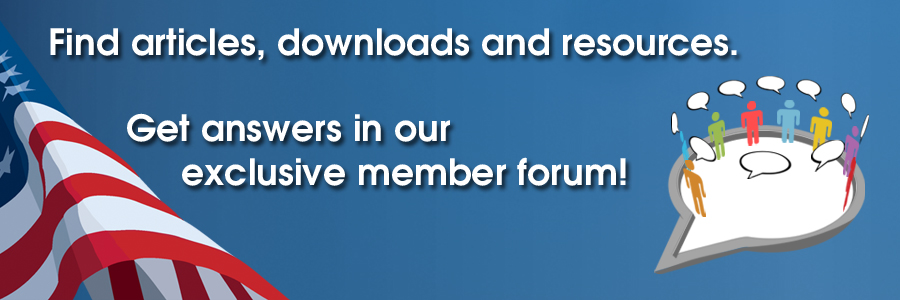 Find articles, downloads and resources. Get answers in our exclusive member forum!